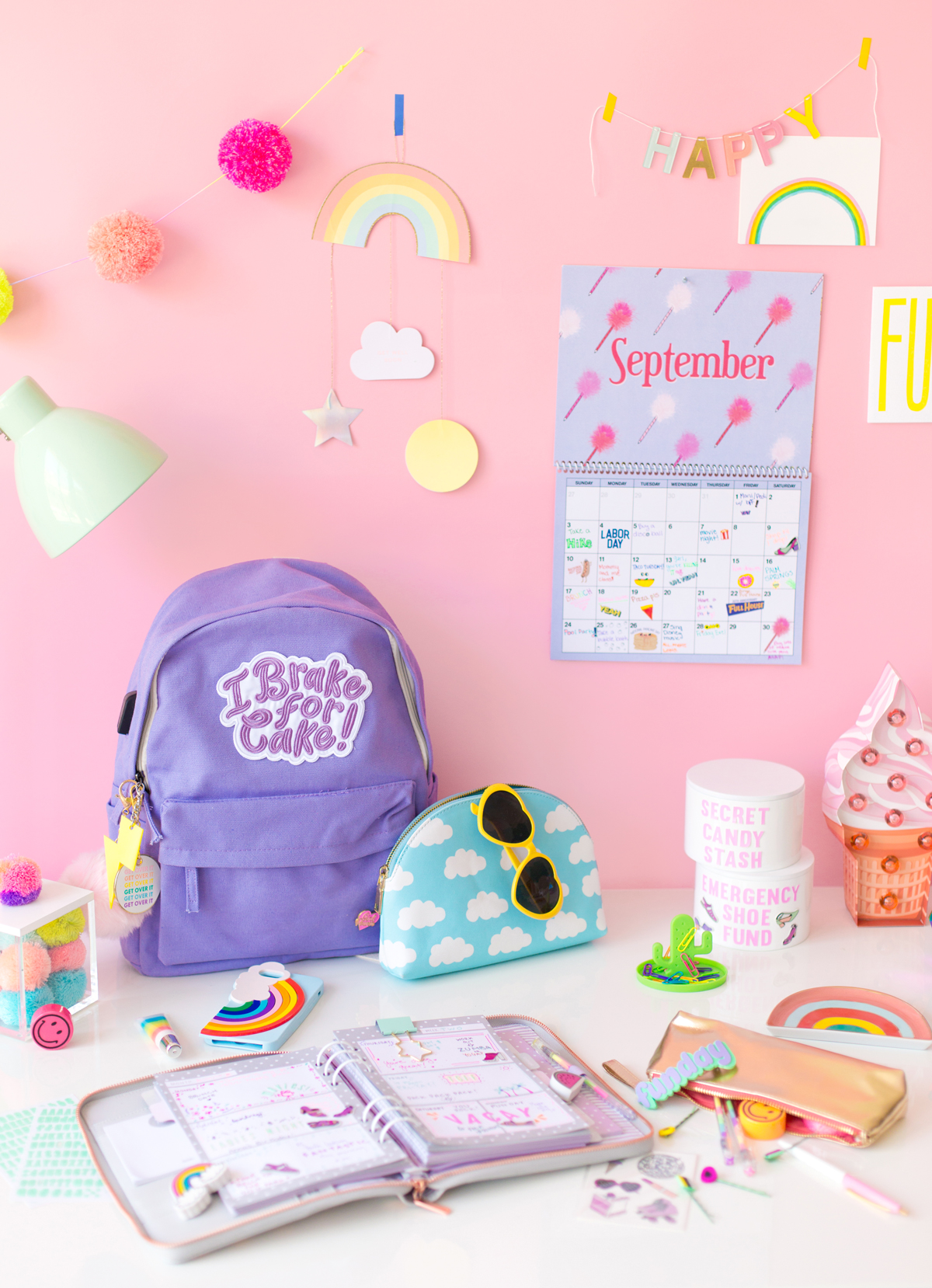Donut Wallpaper Cute 10 Fun Back To School Diys To Try Right Now Studio Diy