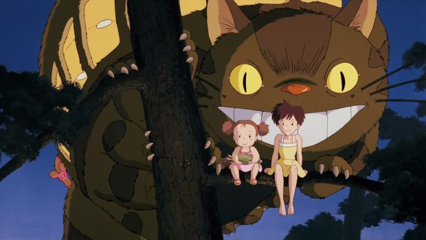 Awesome Phone Wallpapers Quotes Totoro Catbus Desktop Wallpaper