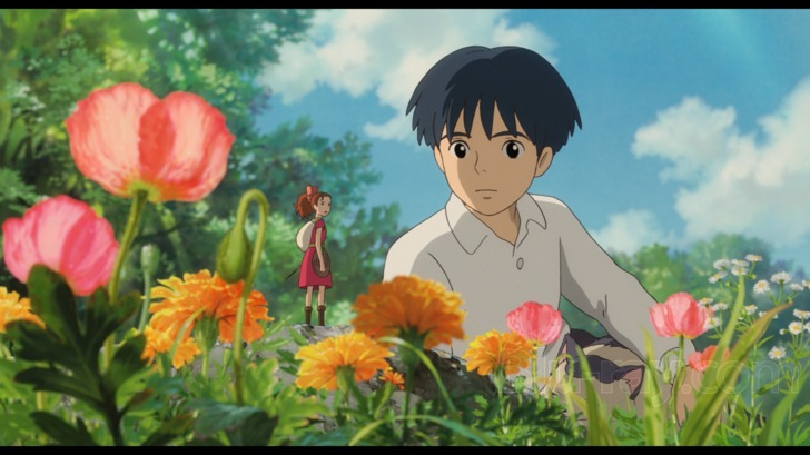 Car Audio Wallpaper Phone The Secret World Of Arrietty Studio Ghibli Movies