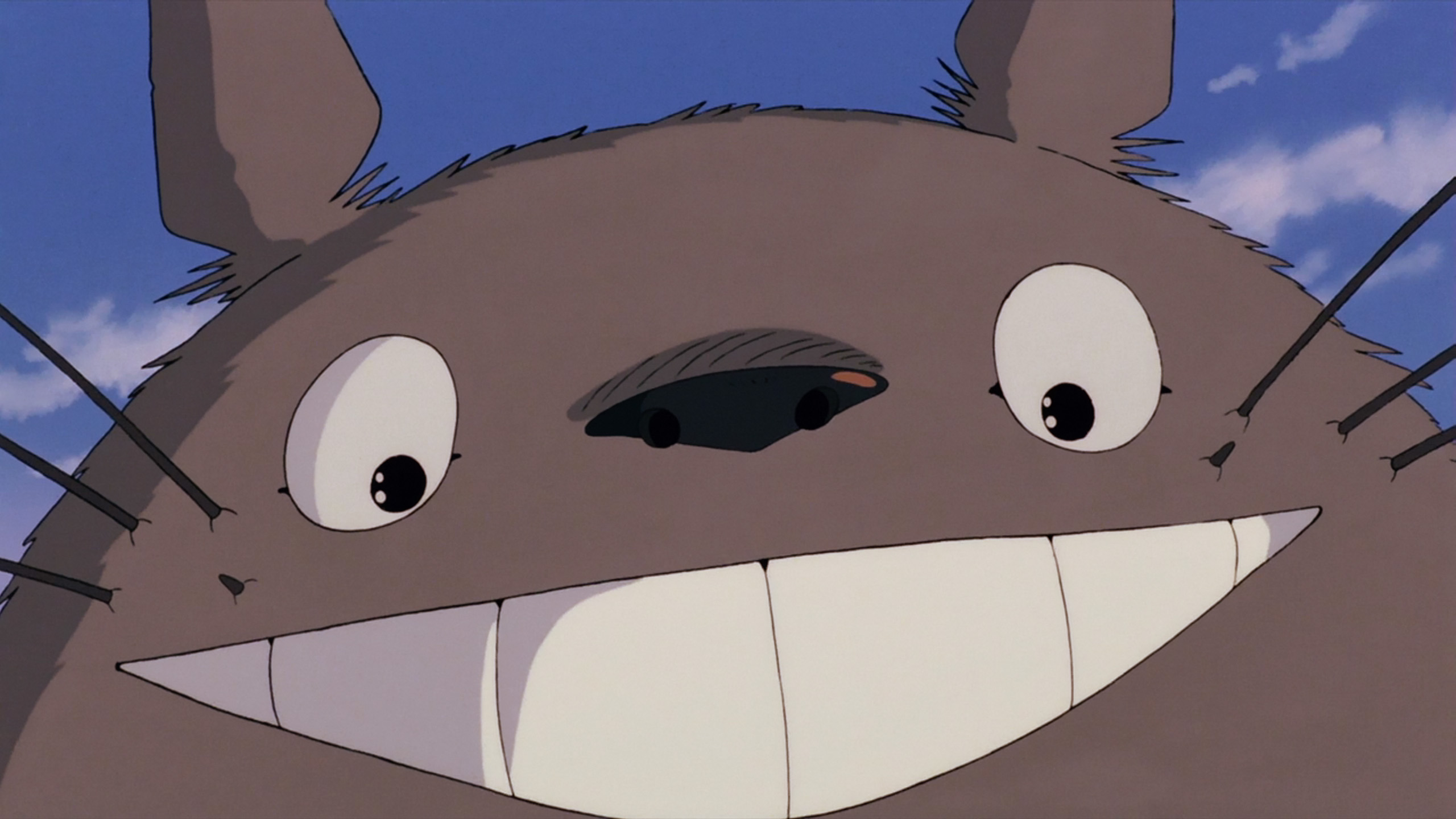 Political Anime Girl Wallpaper Quot My Neighbor Totoro Quot Taking Place In An Alternate Timeline