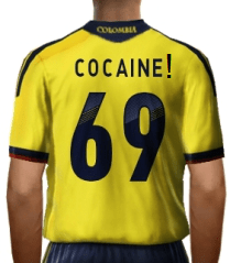 colombia-cocaine-shirt