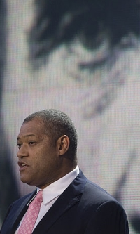 Laurence Fishburne celebrity Illuminati member