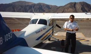 Nazca Lines pilot