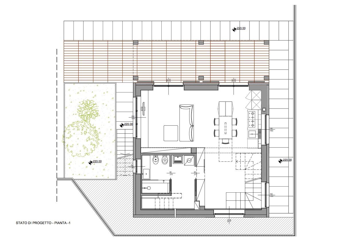 Progetto Zona Giorno | Progetto Riorganizzazione Della Zona Giorno ...