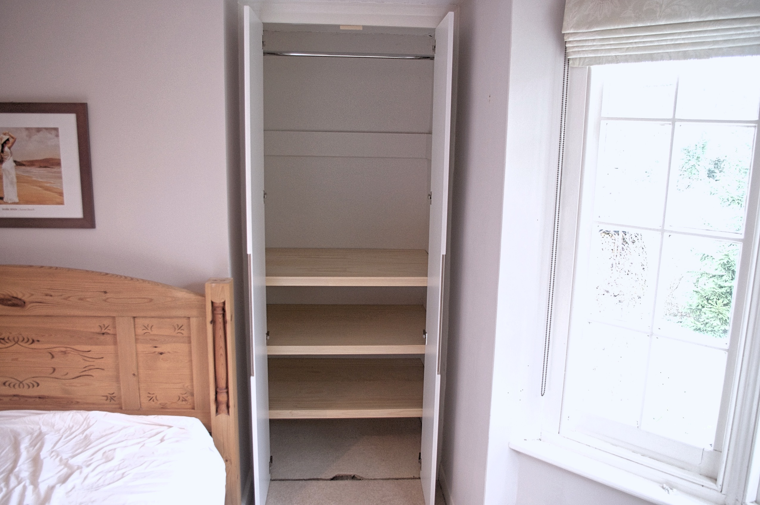 Fitted Wardrobes Designed And Installed By Studio Locus