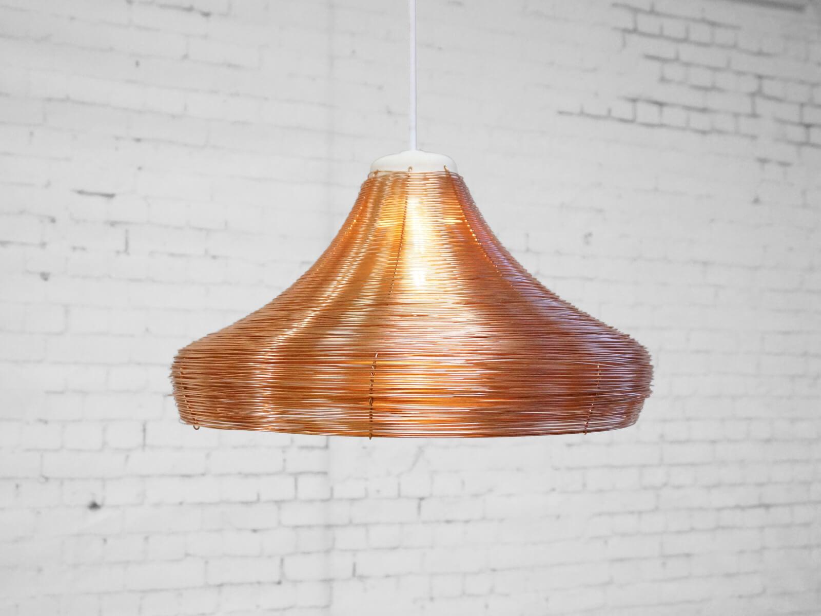 Woven Wire Lamp - Car-essay