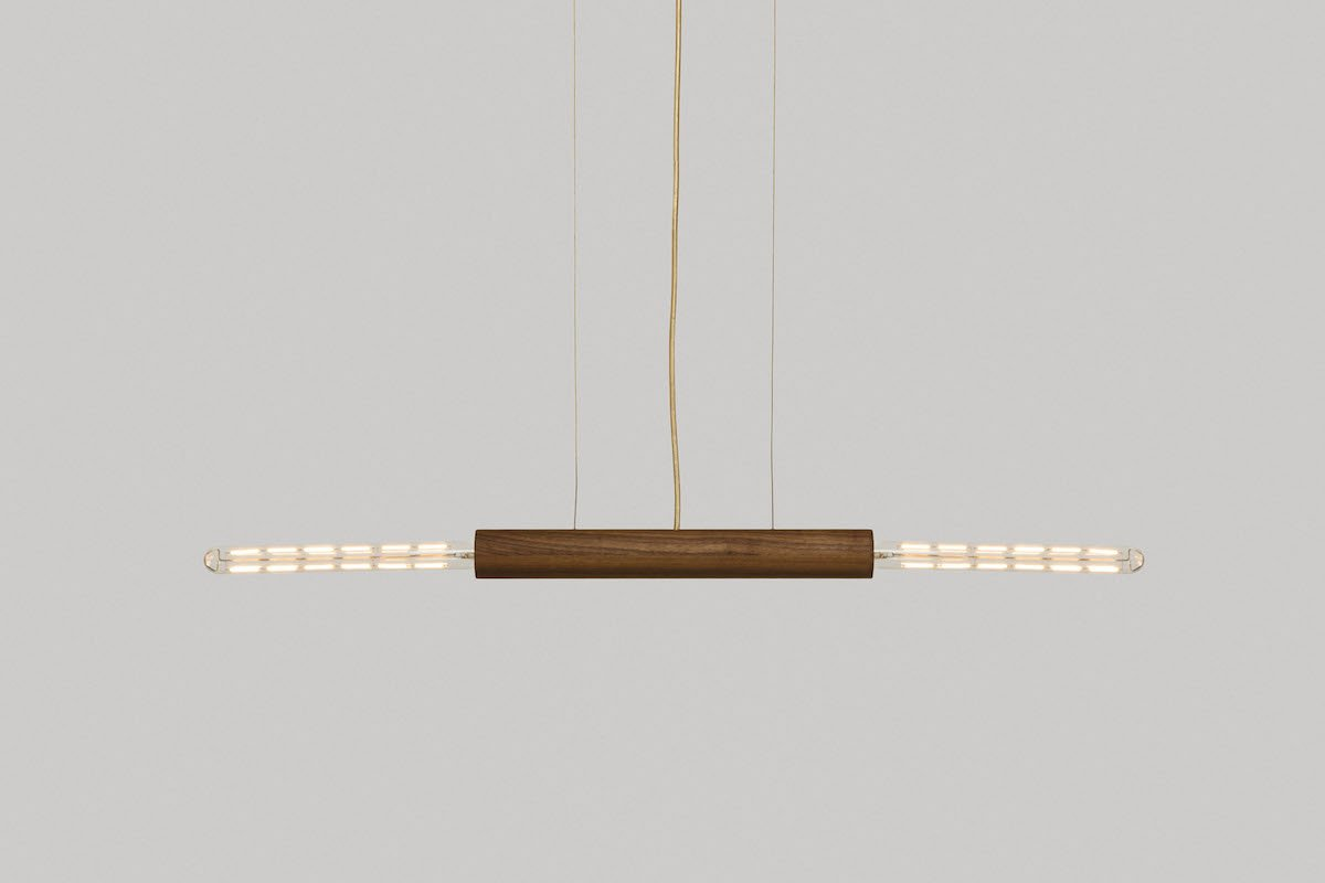 Verlichting Hanglampen Hout Two O Lulu Hanglamp Hout
