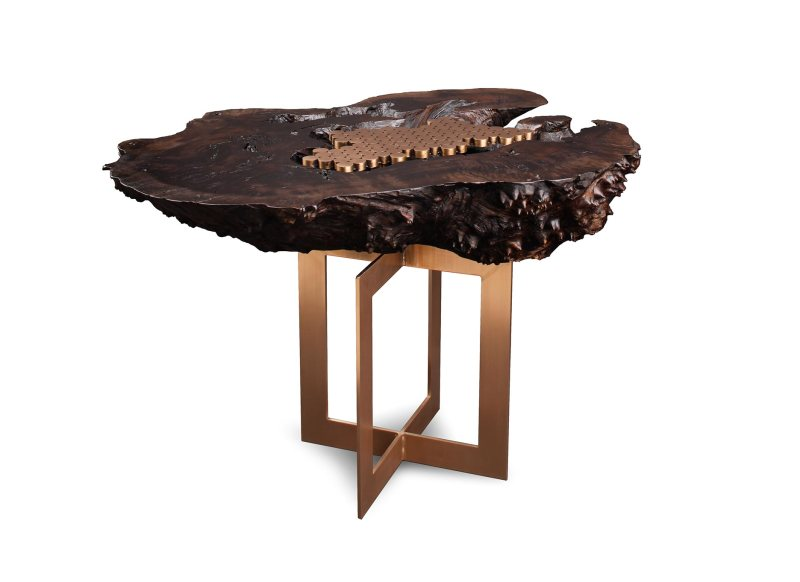 Large Of Wood Side Table