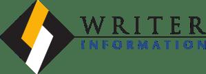WRITER INFORMATION