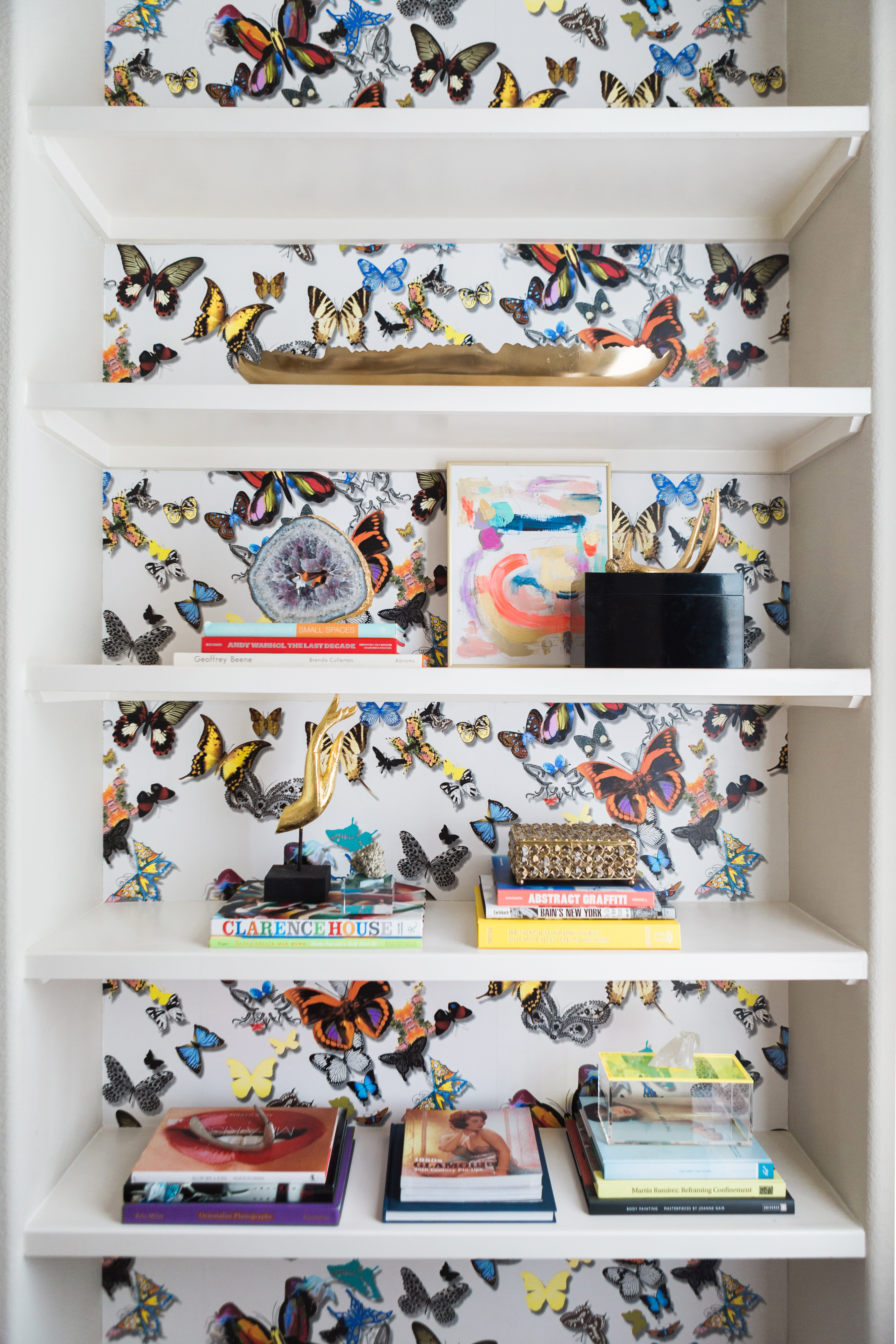Whimsical Shelves Yahoo Makers Whimsical Wallpaper