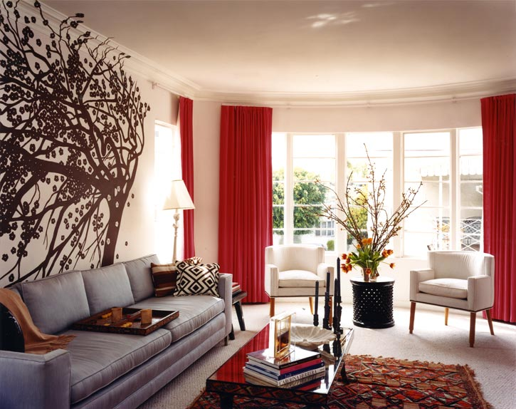 Living Room Red Gray Brownchocolate Brown And Red Living Room Grey - grey and red living room