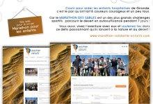 Site web bénévole pour les enfants hospitalisés