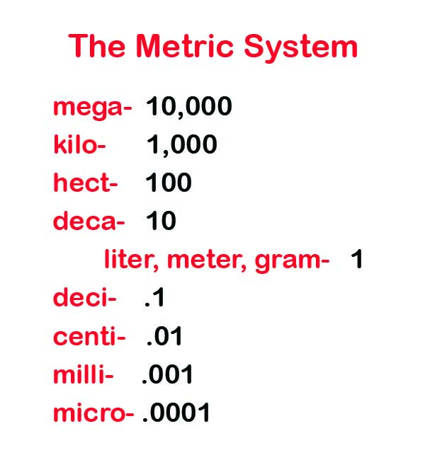 History of the Metric System Lesson for Kids Study