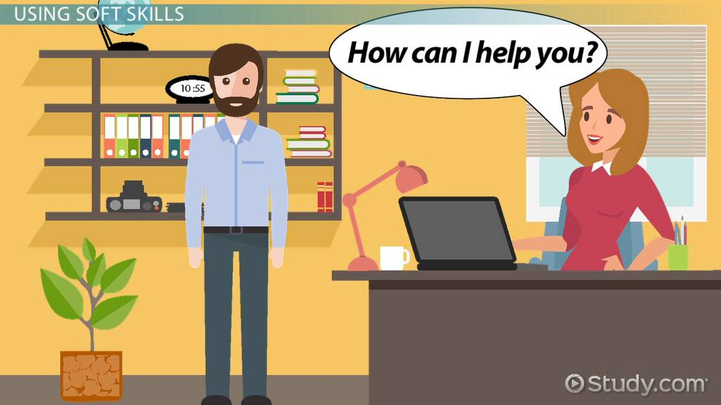 Soft Skills for Internal Customer Service - Video  Lesson