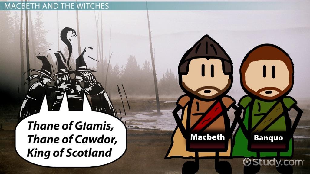Macbeth Guilt Quotes  Analysis - Video  Lesson Transcript Study