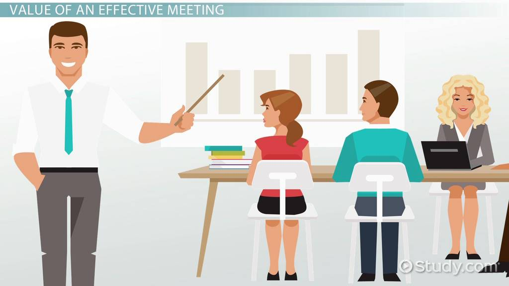 Facilitation Techniques for Leading an Effective Meeting - Video