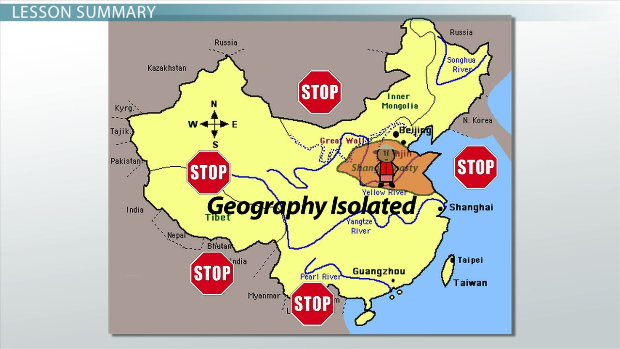 Chinese Geography How Geography Isolated Ancient China