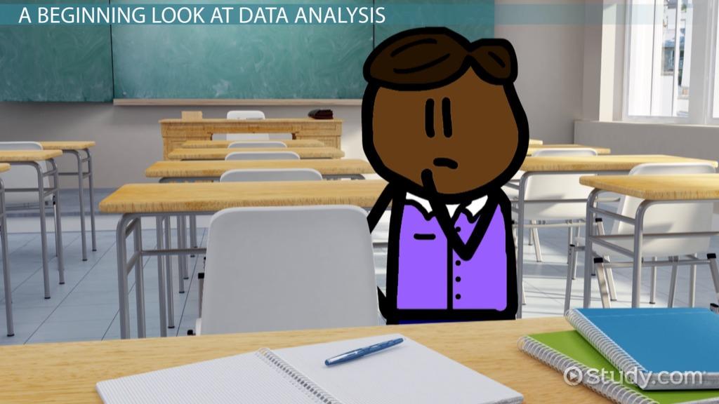 Data Analysis Techniques  Methods - Video  Lesson Transcript