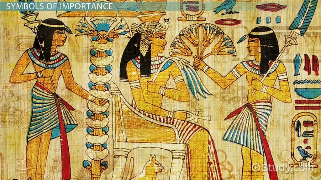 Egyptian Headdress History Meaning Facts Video