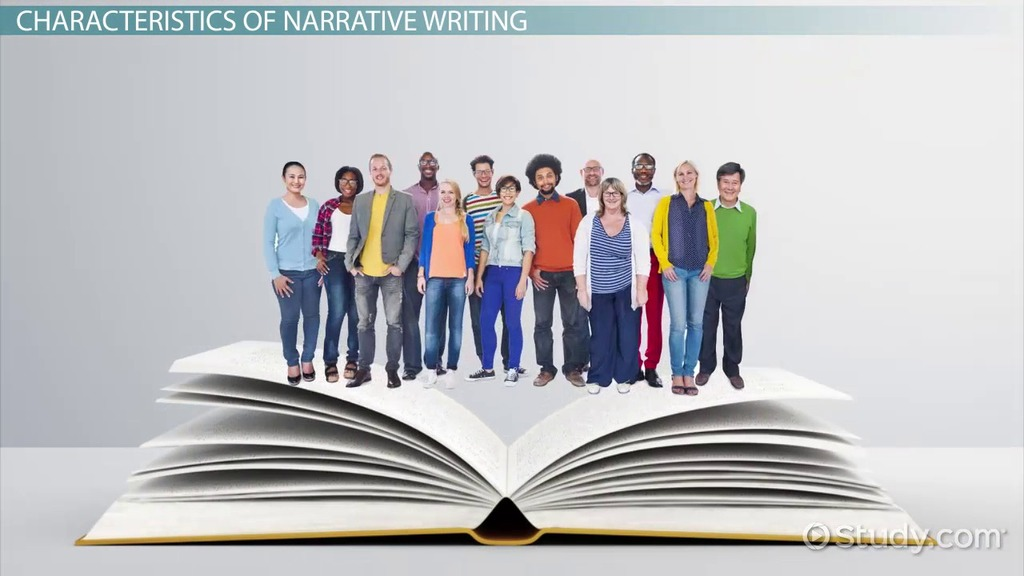 What is Narrative Writing? - Definition, Types, Characteristics - narrative writing definition