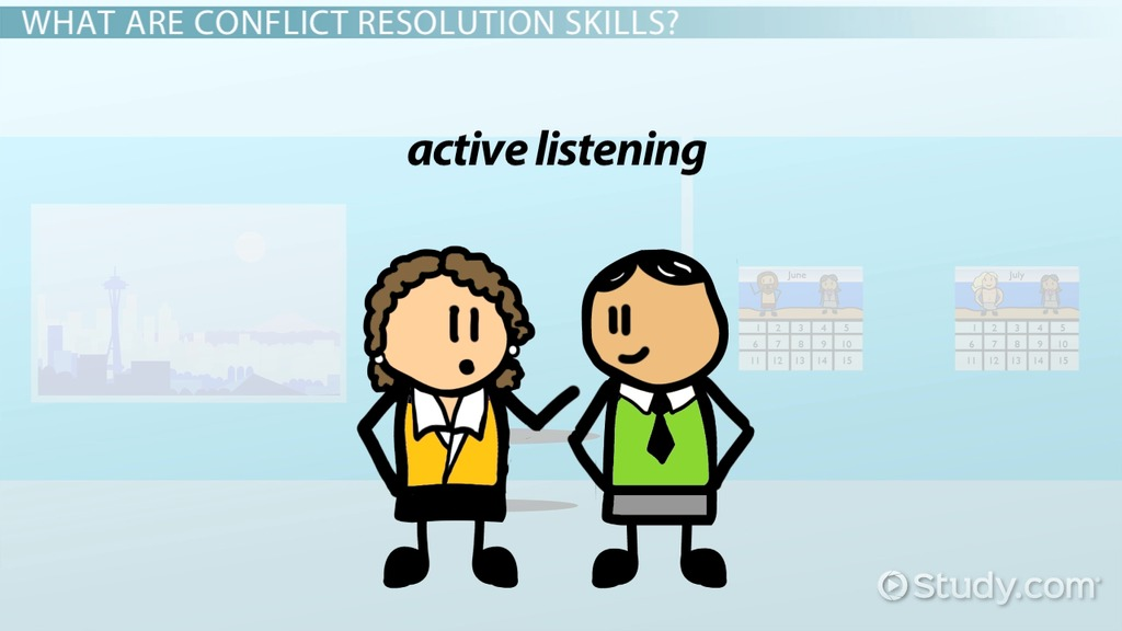 What Is Conflict Resolution in the Workplace? - Skills, Techniques