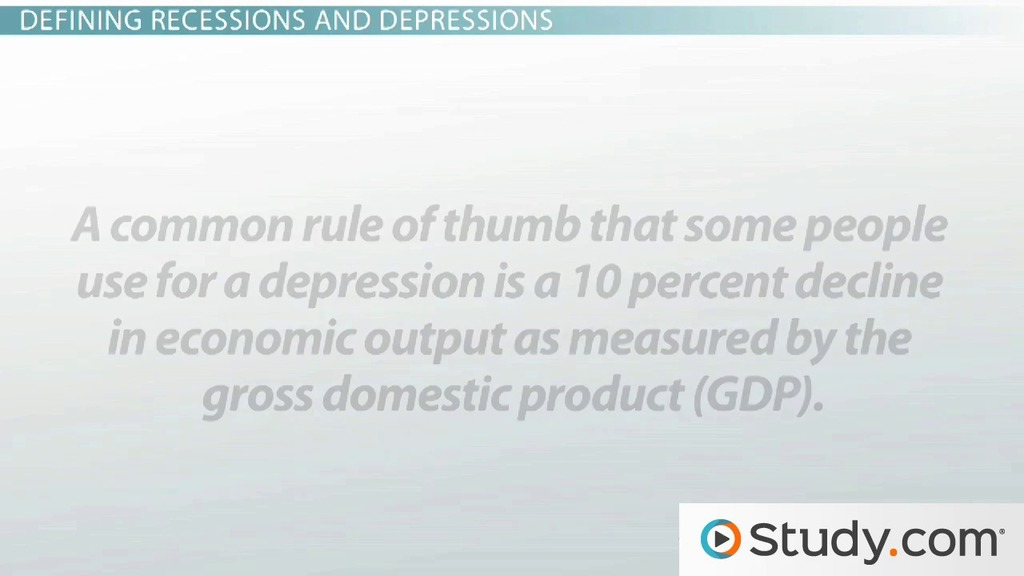 The Great Depression Causes Effects Study10 Facts About The
