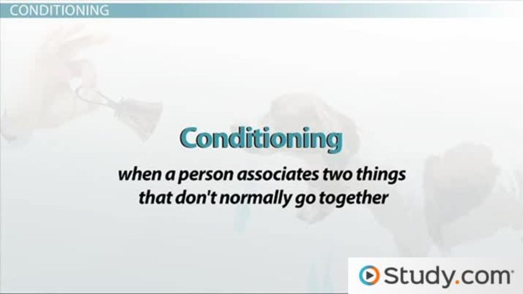 Common Behavioral Treatments Classical Conditioning and - examples of classical conditioning