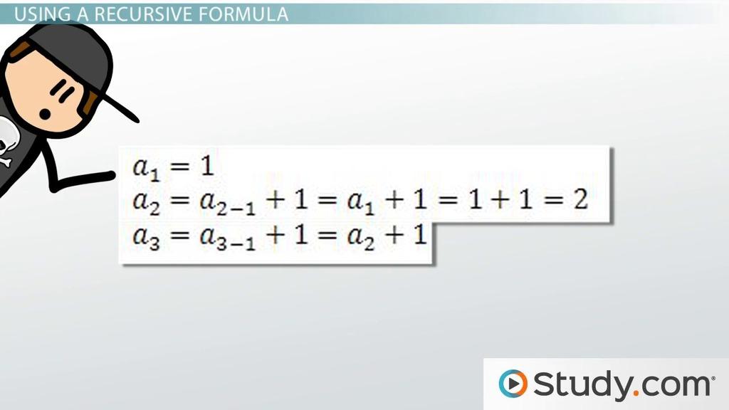 Using Recursive Rules for Arithmetic, Algebraic  Geometric