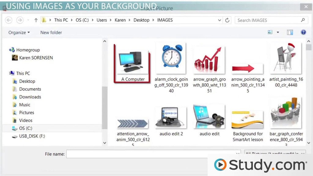 How to Modify Slide Backgrounds and Apply Styles in PowerPoint