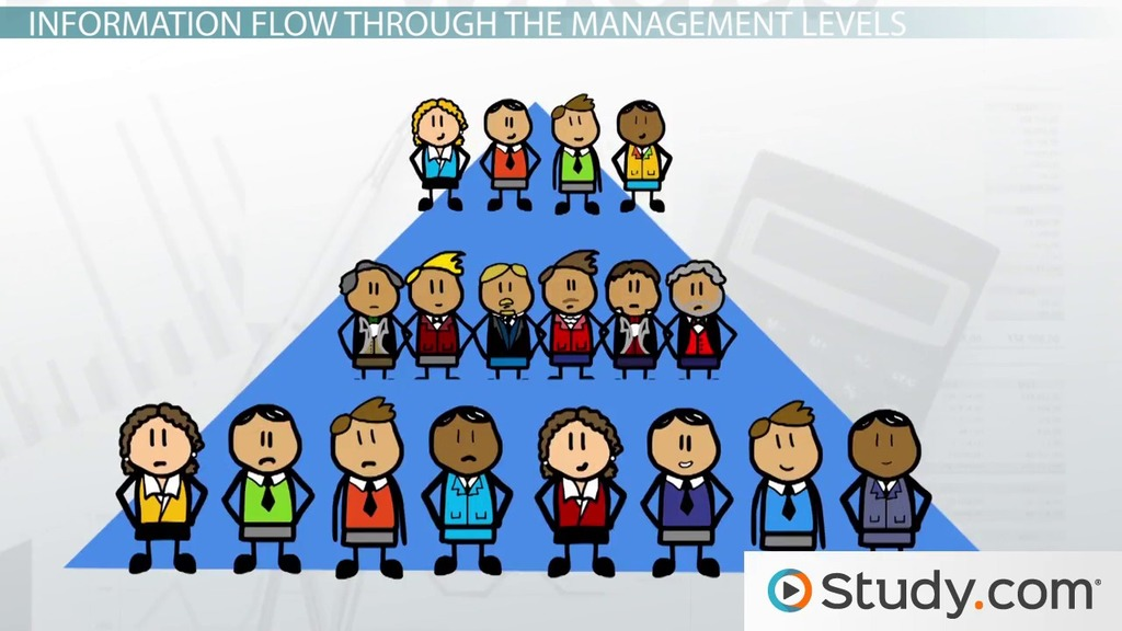 Top Level Management Definition Functions