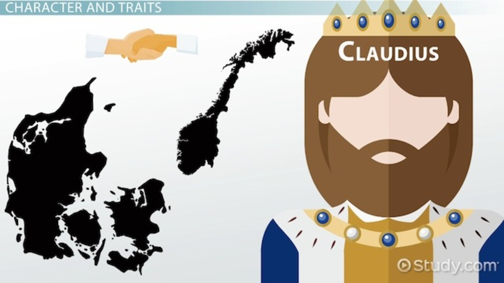 Shakespeare\u0027s Claudius Character Analysis  Traits - Video  Lesson