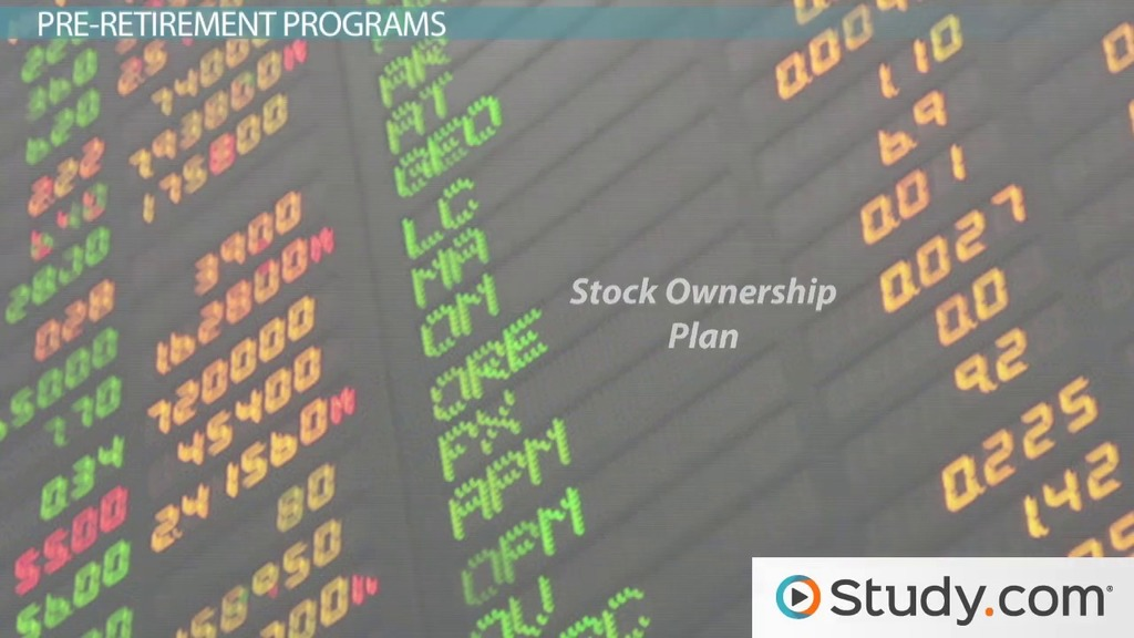 Sources of Income in Retirement - Video  Lesson Transcript Study - retirement programs