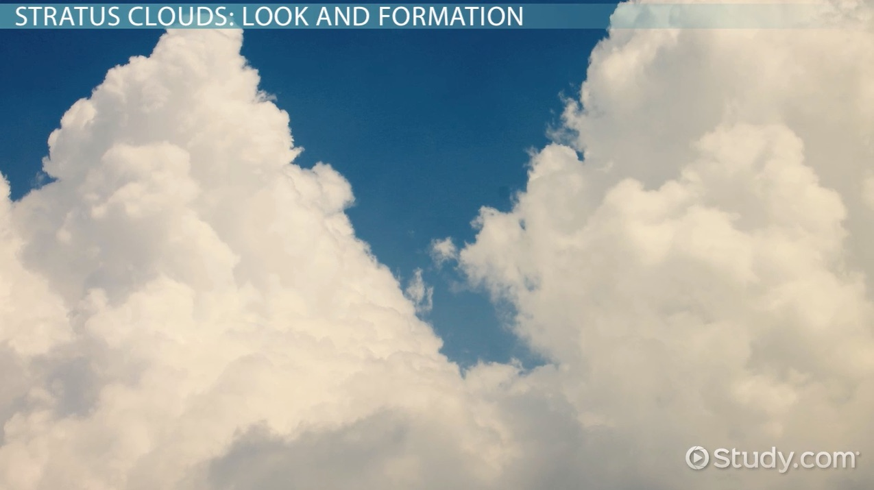 stratus clouds facts