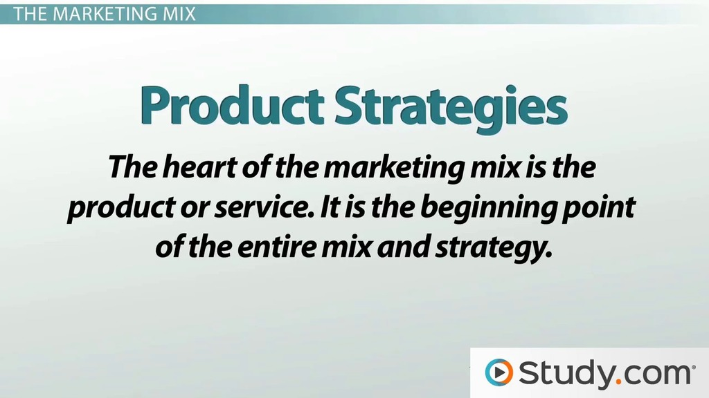Target Market Strategies for Successful Business - Video  Lesson