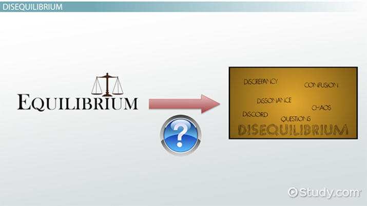 Piaget and Disequilibrium Definition  Theory - Video  Lesson