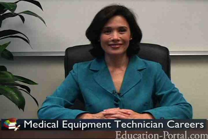Medical Equipment Technician Video Career Options and Educational