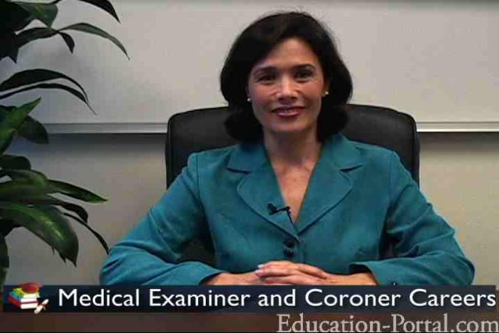 Medical Examiner and Coroner Professions Video Training and