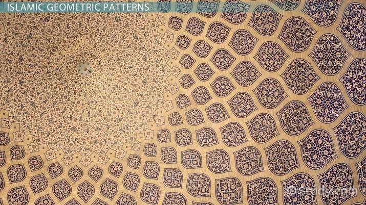 Islamic Geometric Patterns Religious Influences  Examples - Video