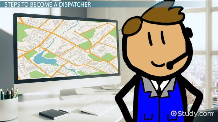 How to Become a Dispatcher Education and Career Roadmap