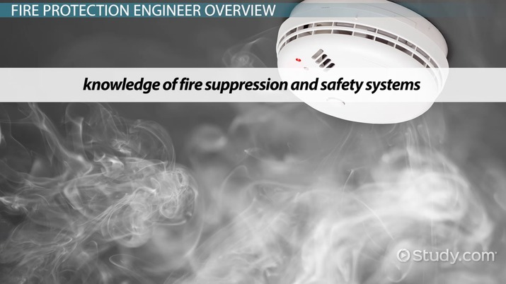 How to Become a Fire Protection Engineer Career Roadmap