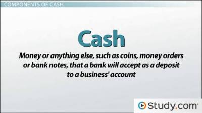 Control of Cash: Definition & Methods - Video & Lesson Transcript | Study.com