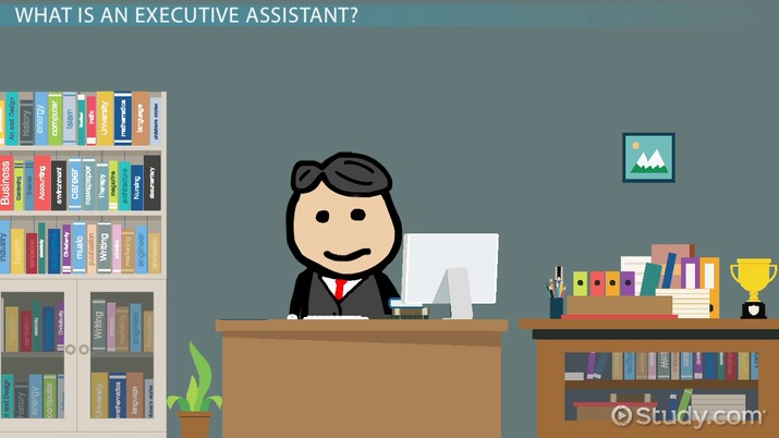 What Does an Executive Assistant Do?