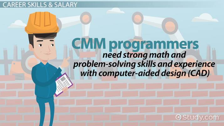 How to Become a CMM Programmer Education and Career Roadmap