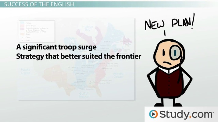 The French and Indian War Causes, Effects  Summary - Video