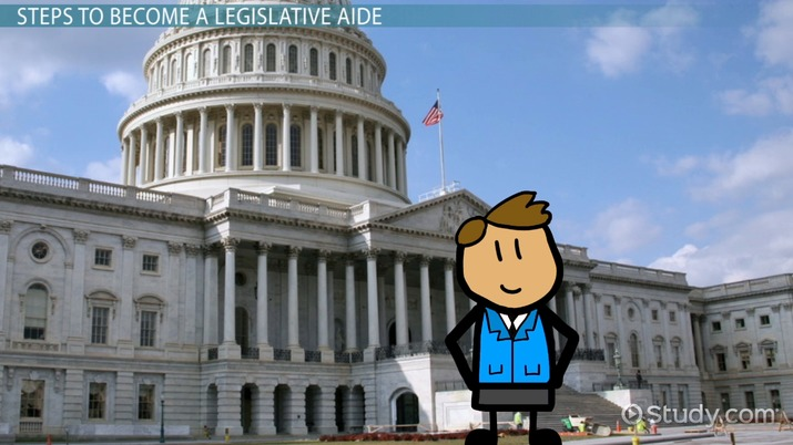Become a Legislative Aide Step-by-Step Career Guide
