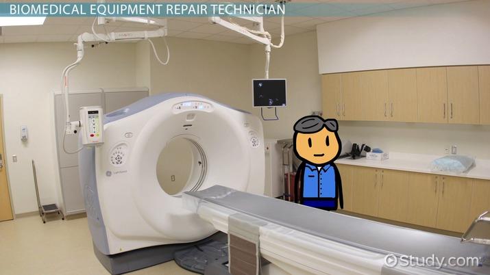 Be a Biomedical Equipment Repair Technician Career Roadmap - hospital equipment repair sample resume