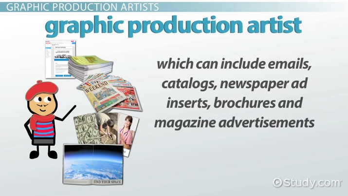 Become a Graphic Production Artist Career Roadmap - graphics production artist resume