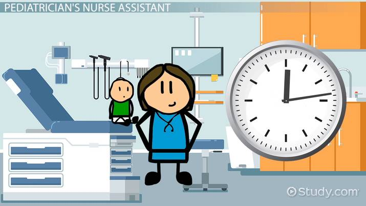 Be a Pediatrician 0027s Nurse Assistant Duties and Requirements - pediatrician job description
