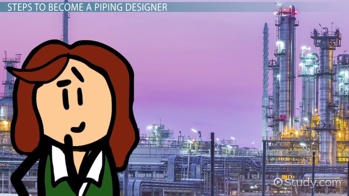 Be a Piping Designer Step-by-Step Career Guide
