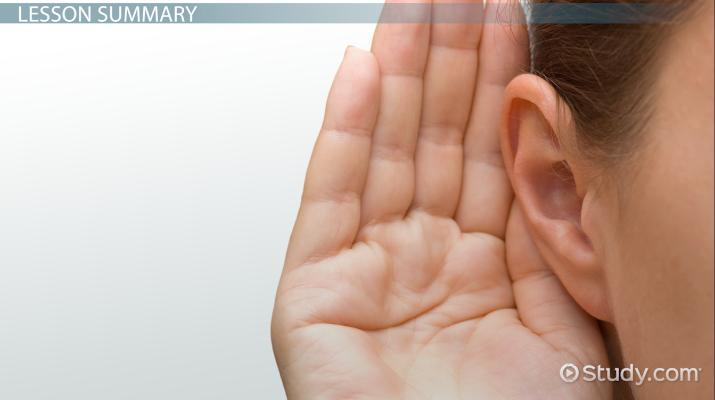 What is Hearing Impairment? - Definition, Causes  Treatment - Video